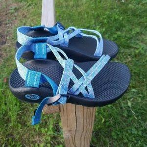 Chaco Z/X 1 Multi-Color Textile Sandals